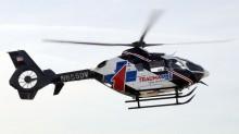 TraumaOne Lake City helicopter